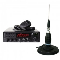 K-PO DX 5000 Statie Radio + Sirio Megawatt 4000 Antena Magnetica
