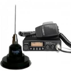 Danita 3000 Multi Statie Radio CB + Premier IC 100 Antena Magnetica