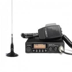 Danita 3000 Multi Statie Radio CB + Maas Turbo 27 Antena Magnetica