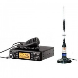 Sonat Delta LT-218 Statie Radio CB + Premier Delta Antena Magnetica
