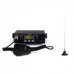 Lafayette Apollo Pro Statie Radio CB + Sonar-825 Antena CB Magnetica