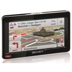 Becker Professional 5.0 Europa iGO Lifetime GPS