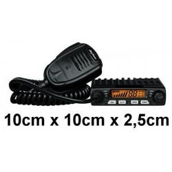 AnyTone Smart CB Statie Radio Putere 4W Fixa / 4W-8W Comutabila / 20W Fixa