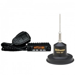 AnyTone Smart CB Statie Radio + Wilson Little Wil Antena Magnetica