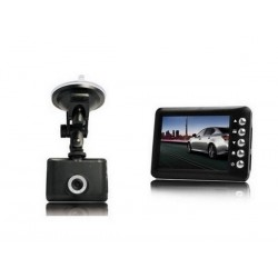 "Camera Auto Full HD LCD 2,8"" DVR - 690"