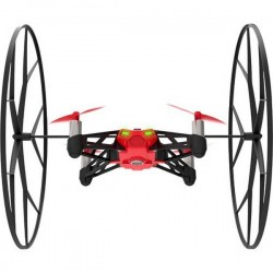 Parrot Rolling Spider Rosu