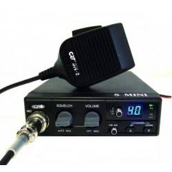CRT S MINI Statie Radio CB Reglabila 4W-8W Comutabila/10W Fixa