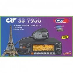 CRT SS 7900 Statie Radio Putere Reglabila 1W-30W