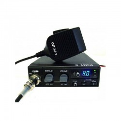 CRT S Mini Statie Radio CB + Sonar-825 Antena CB Magnetica