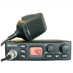 Danita 310M Multi Statie Radio CB + Premier Delta Antena Magnetica