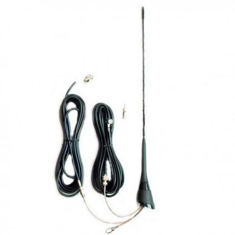 Sirio Triflex 900 Antena Radio CB + Cabluri