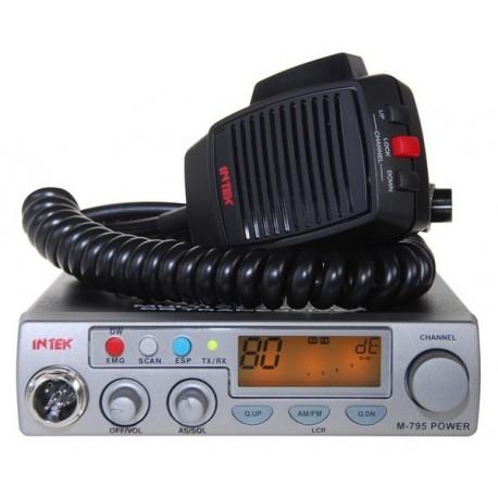 Intek Statie Radio CB M 795 Power