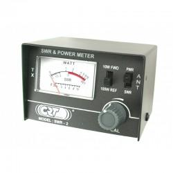 CRT Mini TOS SWR 2 Reflectometru