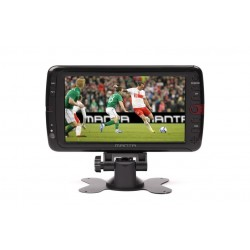 "Manta LED TV 7"" DVB-T MPEG4 LED701 TV Portabil"