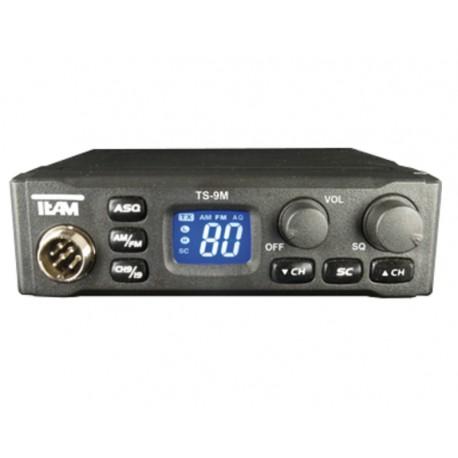 TEAM TS-9M MultiNorm Statie Radio CB