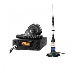 Sonar Legend I Statie Radio CB + Sonar-825 Antena CB Magnetica