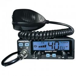 President Barry Statie Radio CB Putere 4W