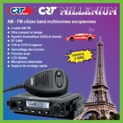 CRT Millenium Statie Radio CB