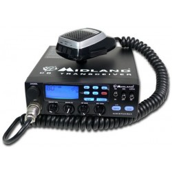 Midland Alan 48 Plus Multi Statie Radio 4W