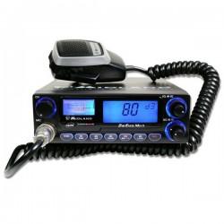 Midland 248 XL Statie Radio CB  4W/10W Export