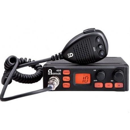 Allamat Statie Radio CB 409