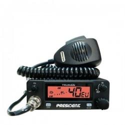 President Truman Statie Radio CB Putere 4W/10W Filtre Murata