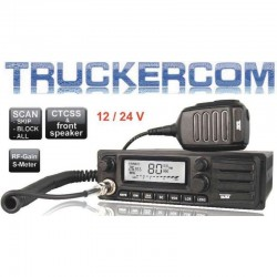 TEAM TruckerCom MultiNorm Statie Radio CB