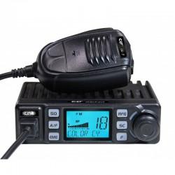 CRT Xenon AM/FM Statie Radio CB