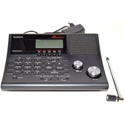 Uniden UBC 360 CLT Scaner Radio Baza Fixa