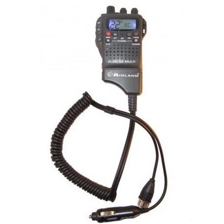 Midland 52 Multi Statie Radio Portabila 4W