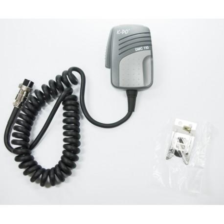 K-PO DMC 110 P4 Microfon Statie Radio