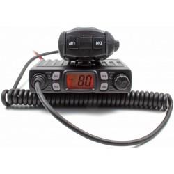 CRT One N Statie Radio CB + Millenium MINI 45 Antena CB Prindere Magnetica