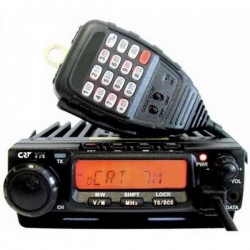 CRT 7M Statie Radio VHF UHF Superstar