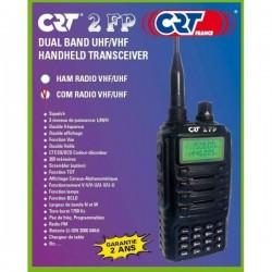 CRT 2 FP Statie Radio VHF Superstar