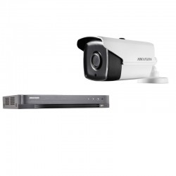 KIT HIKVISION Supraveghere Video Exterior Camera Bullet