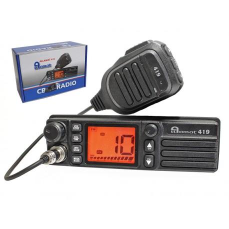 Allamat 419 Statie Radio AM/FM 12-24V