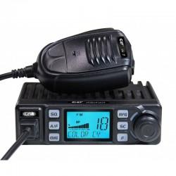 CRT XENON Statie Radio CB + CRT RML 145 Antena CB Prindere Magnetica