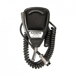Astatic 636L Flag Microfon 4 Pini