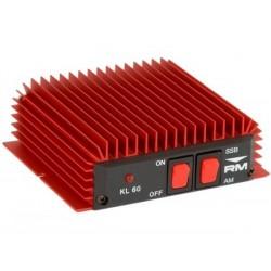 RM KL 60 Amplificator