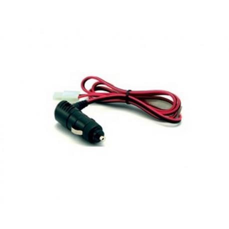 CRT Cablu Alimentare 2 Pini cu Mufa de Bricheta
