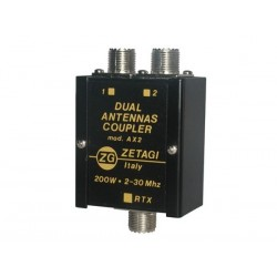 Zetagi AX-2 Duplexor Antena CB