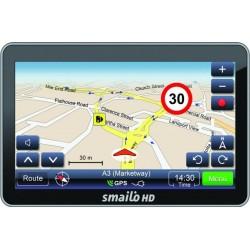 Smailo HD x 5.0 Travel Europa Navigatie