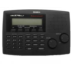 Uniden UBC 278 CLT Scaner Radio Baza Fixa