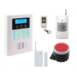 GSM 10 Alarma Wireless si Accesorii